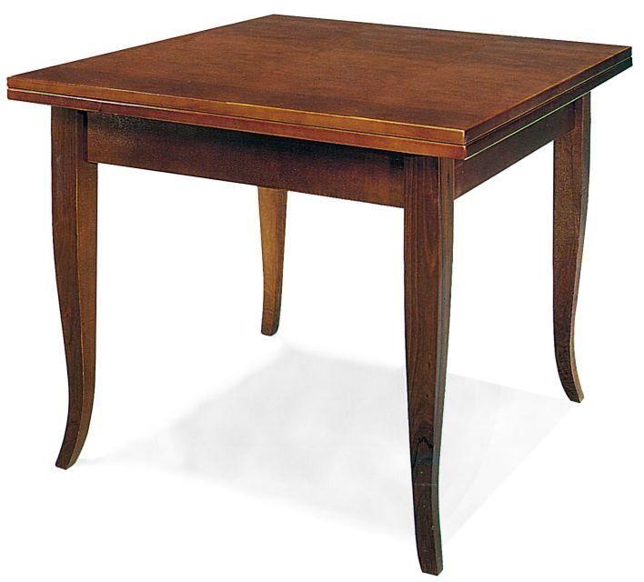 Tavolo a libro tavoli allungabili in legno pinterest - Tavoli allungabili a libro ...
