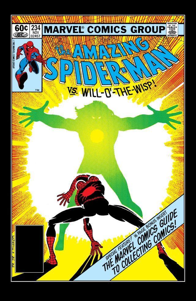 Amazing Spider Man 1963 1998 234 Comics By Comixology Comics Spiderman Amazing Spider