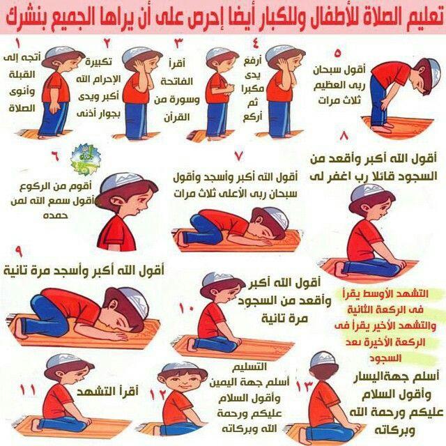 الصلاة 5 Islam For Kids Islamic Kids Activities Islam Beliefs