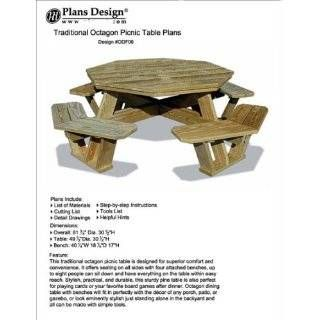 build a outdoor furniture table design odf05 laser printed
