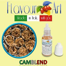 E-Liquide Cam Blend de Flavour Art, sur Top Cigarette Electronique