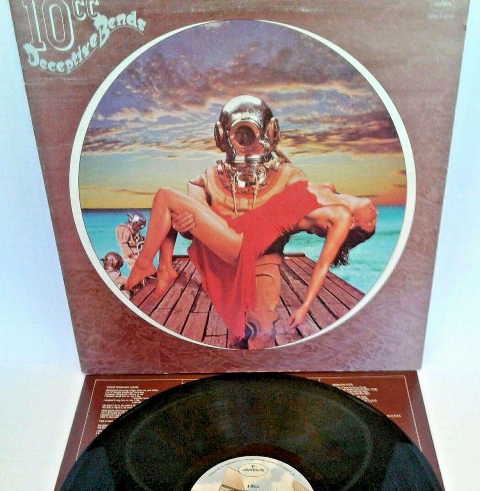 10cc Deceptive Bends Vinyl Lp Srm 1 3702 Gatefold Ex Us 1977 Pop Rock Music Poprock Vinyl Records Klenkertreasures On Ebay Pop Rock Music Rock Music Po