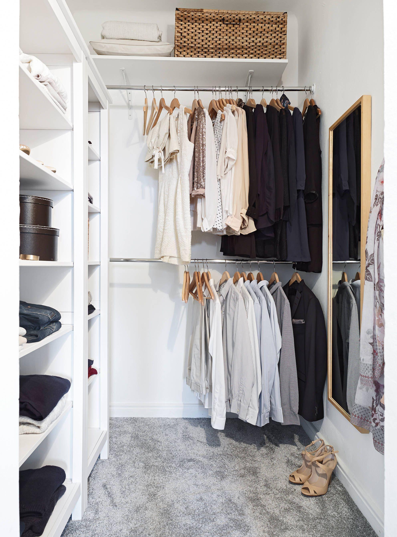 37+ Diy small walk in closet organization ideas ideas in 2021