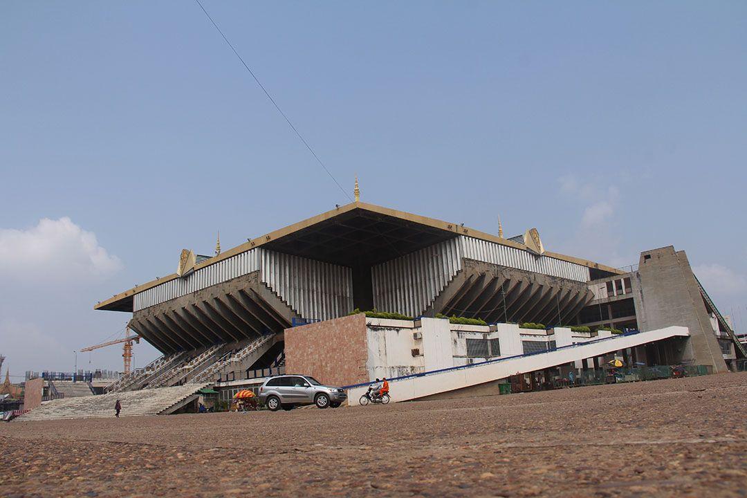 national sport complex, Phnom Penh Modern architecture