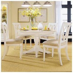 American Drew Camdensimplification 5 Piece Round Dining Room Set Entrancing 7 Piece Round Dining Room Set Design Ideas
