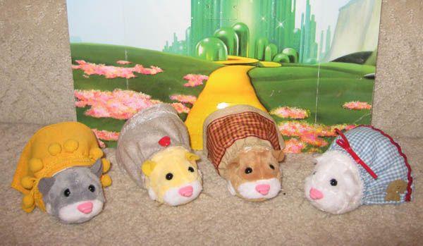Zhu Zhu Pets Wizard Of Oz Costumes Costume Pop Zhu Zhu Pet Clothes Hamster Clothes