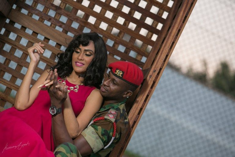 Stunning! Juliet Ibrahims sister Sonia releases pre-wedding photos
