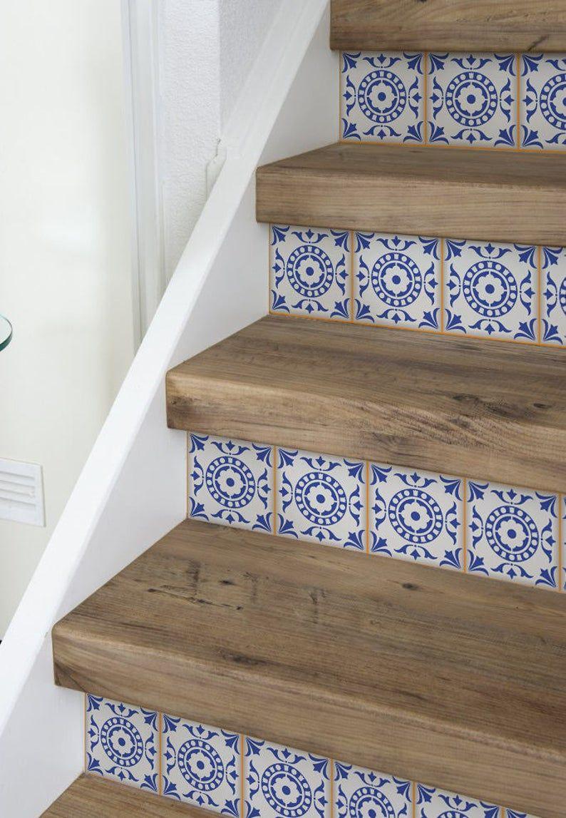 10 Streifen Treppenhaus marokkanisch abnehmbare Aufkleber | Etsy
