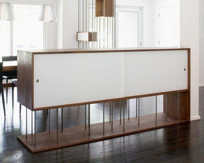 Idées Meuble De Separation Séparation Et Meuble Separation - Porte placard coulissante jumelé avec comparatif portes blindées