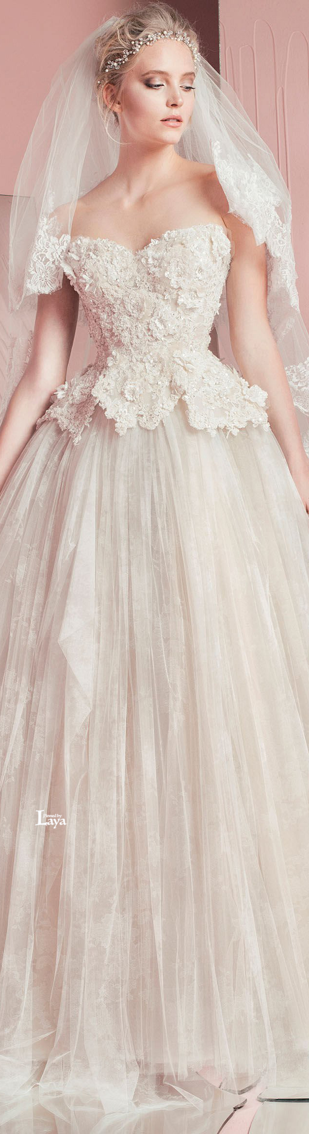 ♔ZUHAIR MURAD S/S 2016 BRIDAL♔ #coupon code nicesup123 gets 25 ...