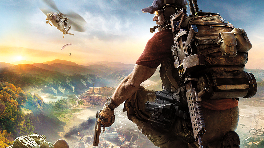 Ghost Recon Wildlands Trailer Features A Cat For Some Reason Tom Clancy Ghost Recon Ghost Ghost Recon Wildlands Wallpaper