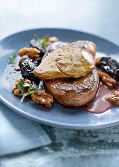 Recette tournedos rossini au foie gras poele le boeuf - Cuisiner tournedos de boeuf ...