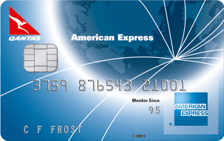 The Qantas American Express Discovery Card American Express