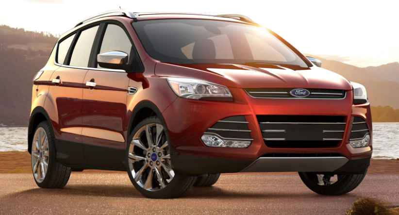 2016 Ford Escape Owners Manual The Ford Escape Is The Sleek And