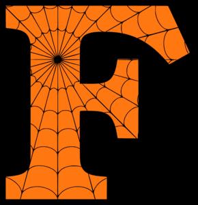 Printable Halloween Letters Numbers And Stencils Free Patterns Halloween Letters Halloween Coloring Halloween Monogram