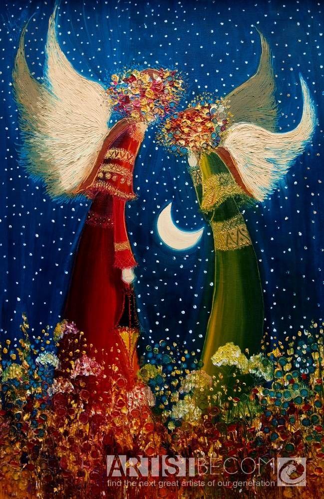 Angels by Justyna Kopania