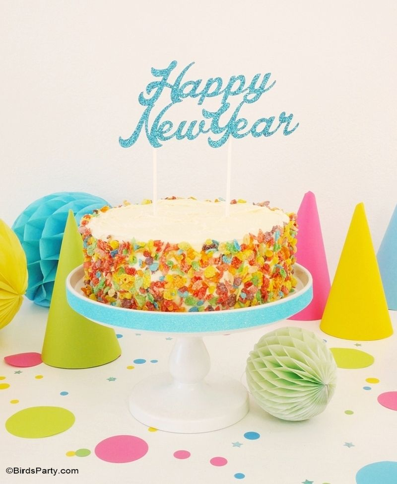 New Years Craft Ideas For Kids Part - 23: New Yearu0027s Eve Party Ideas For Kids, With DIY Decorations, Food And Games!
