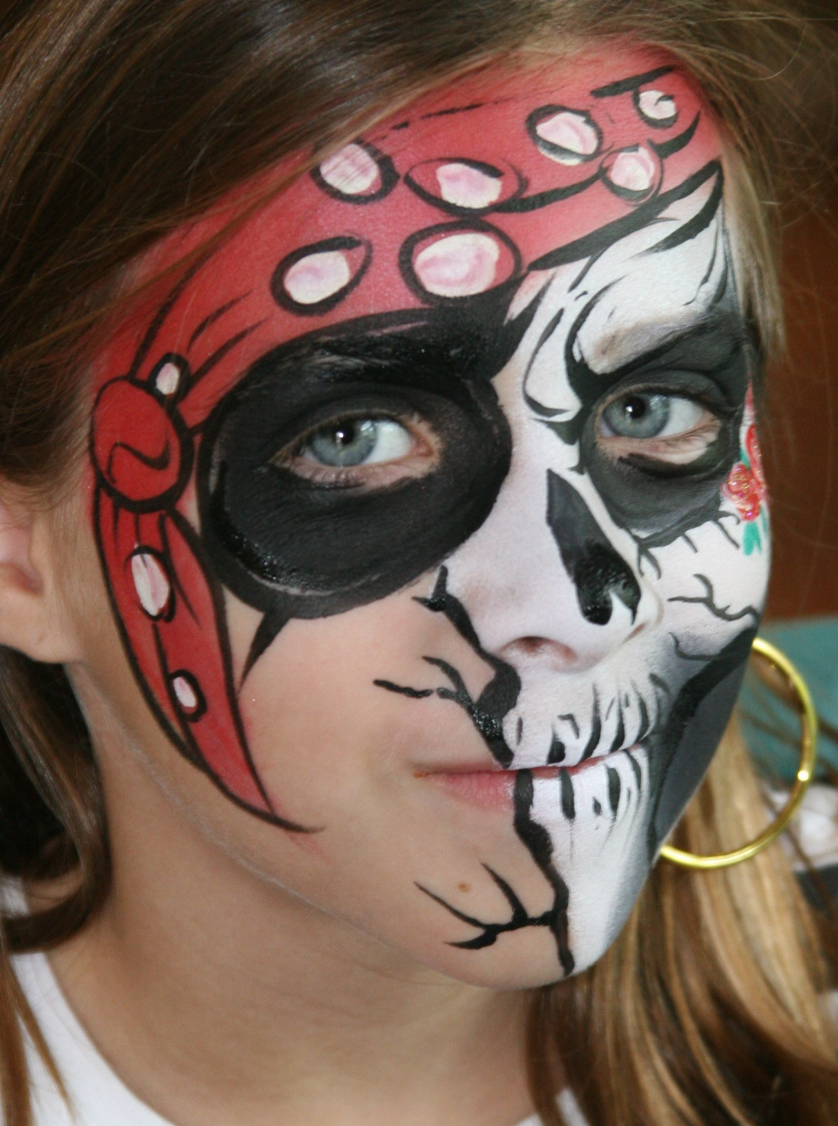 scary pirate images upcoming events magic city face art
