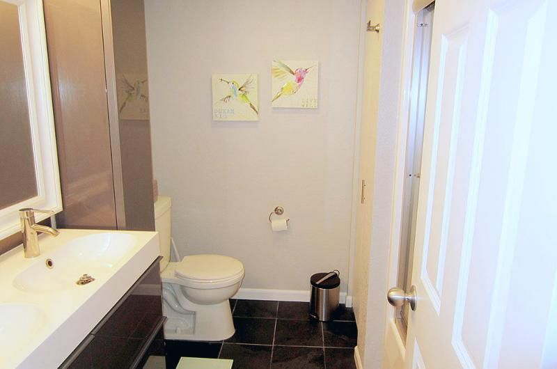 "Master bath - Key West Top Floor Condo ""Seaside Breeze"" -Monthly -  - rentals"