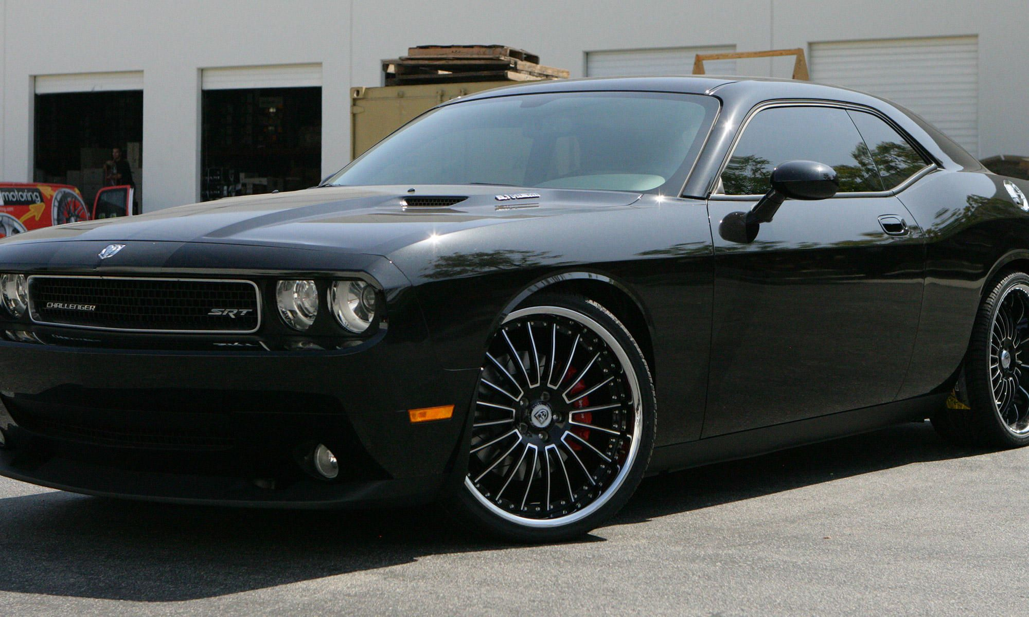 lexani wheels, the leader in custom luxury wheels. 2012 black