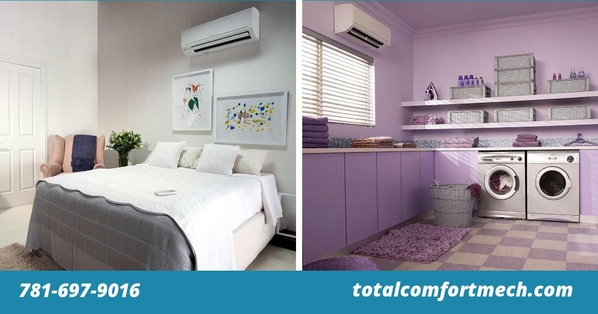 Ductless Heating Air Solutions Comfort That Goes With Any Room