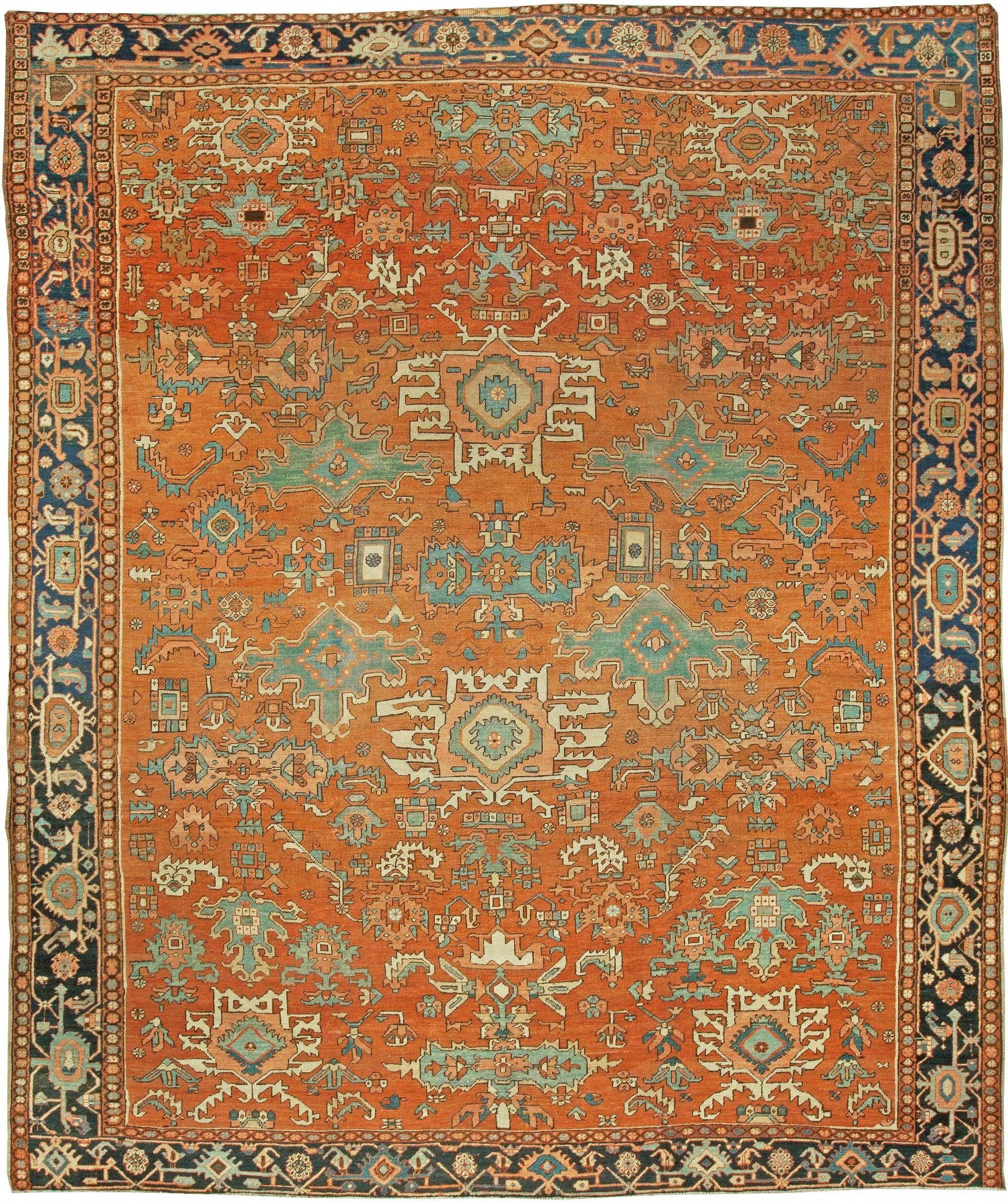 Pin On Antique Carpet Rug Kilim Persian Myo