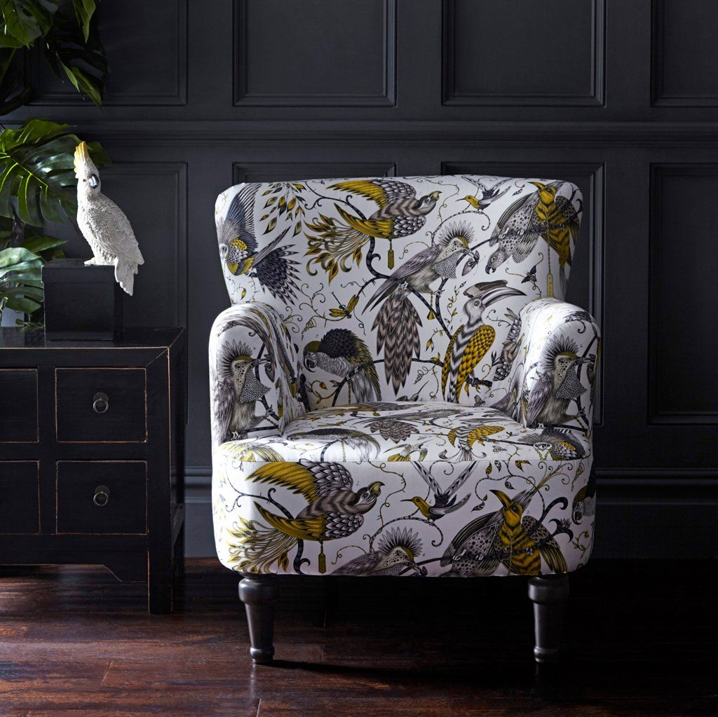 Designers Favorite Neutral Statement Making Chairs With Unique Details To Freshen Up Any Space Chair Chair Design Statement Chairs
