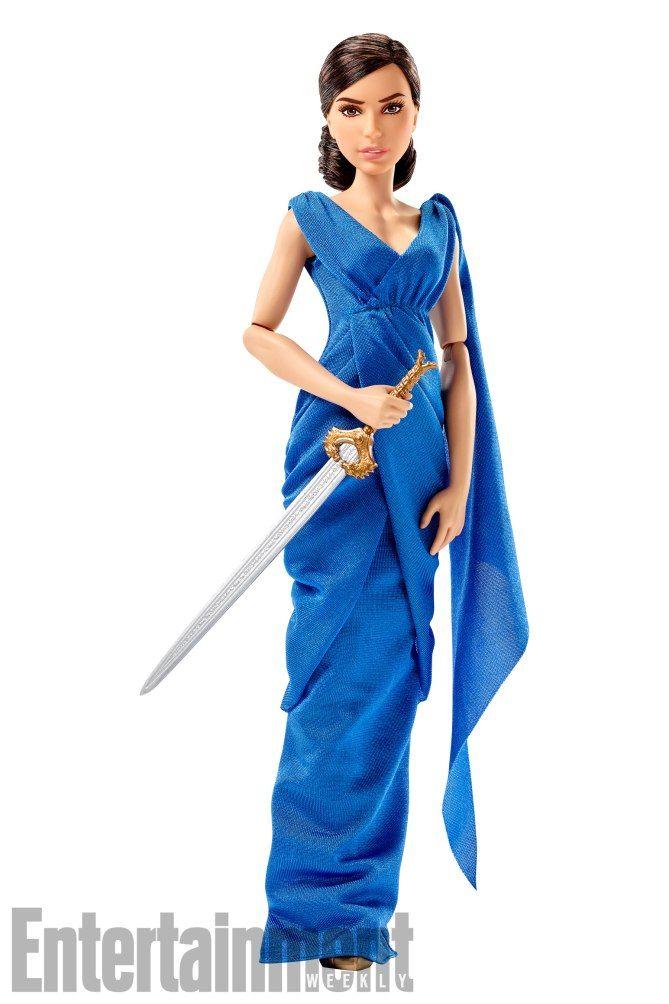 Nueva colección de juguetes de Wonder Woman   DC