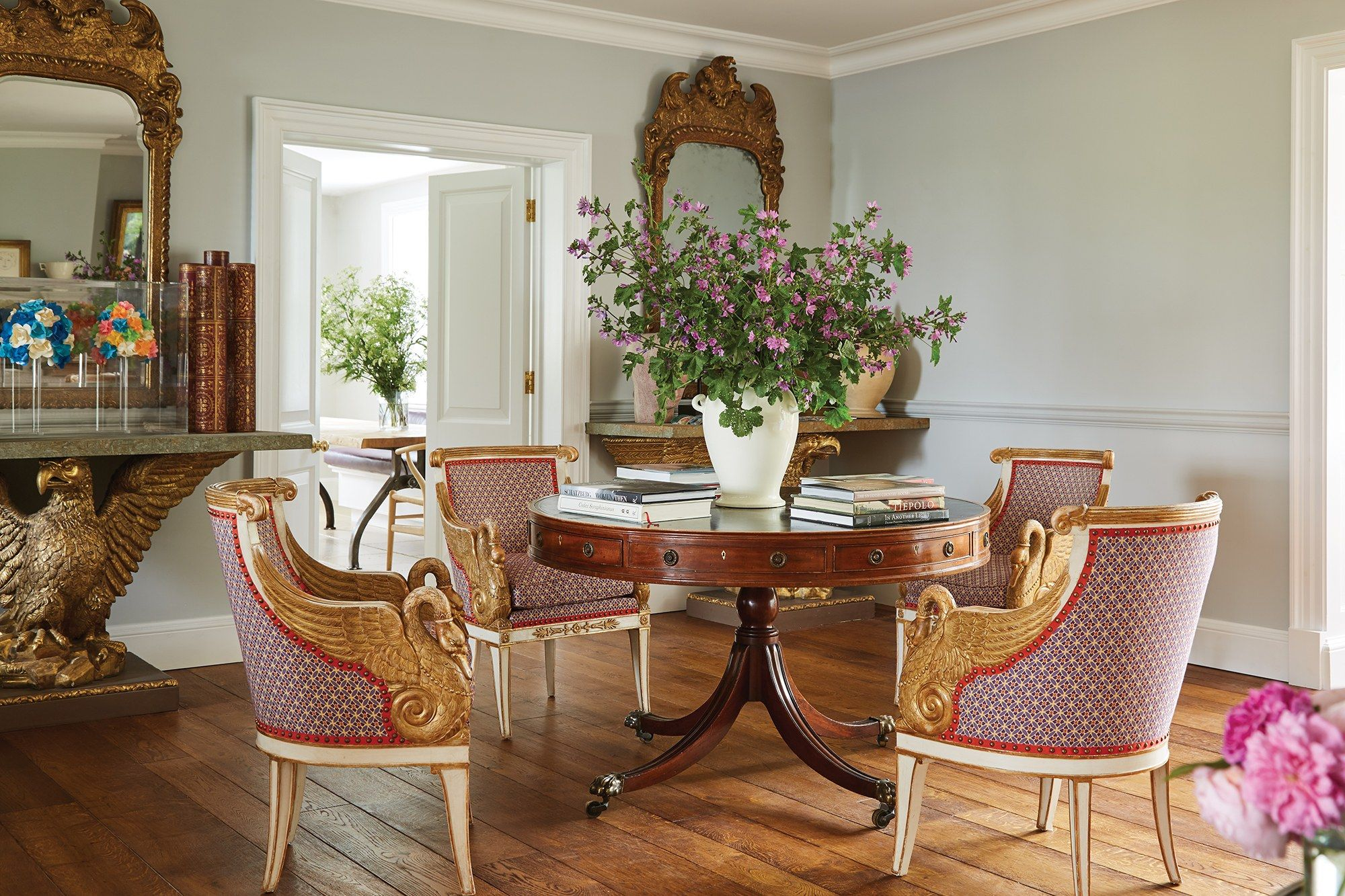 English country home interiors  Inside India Hicksus Dreamy English Country Home  Interior Design