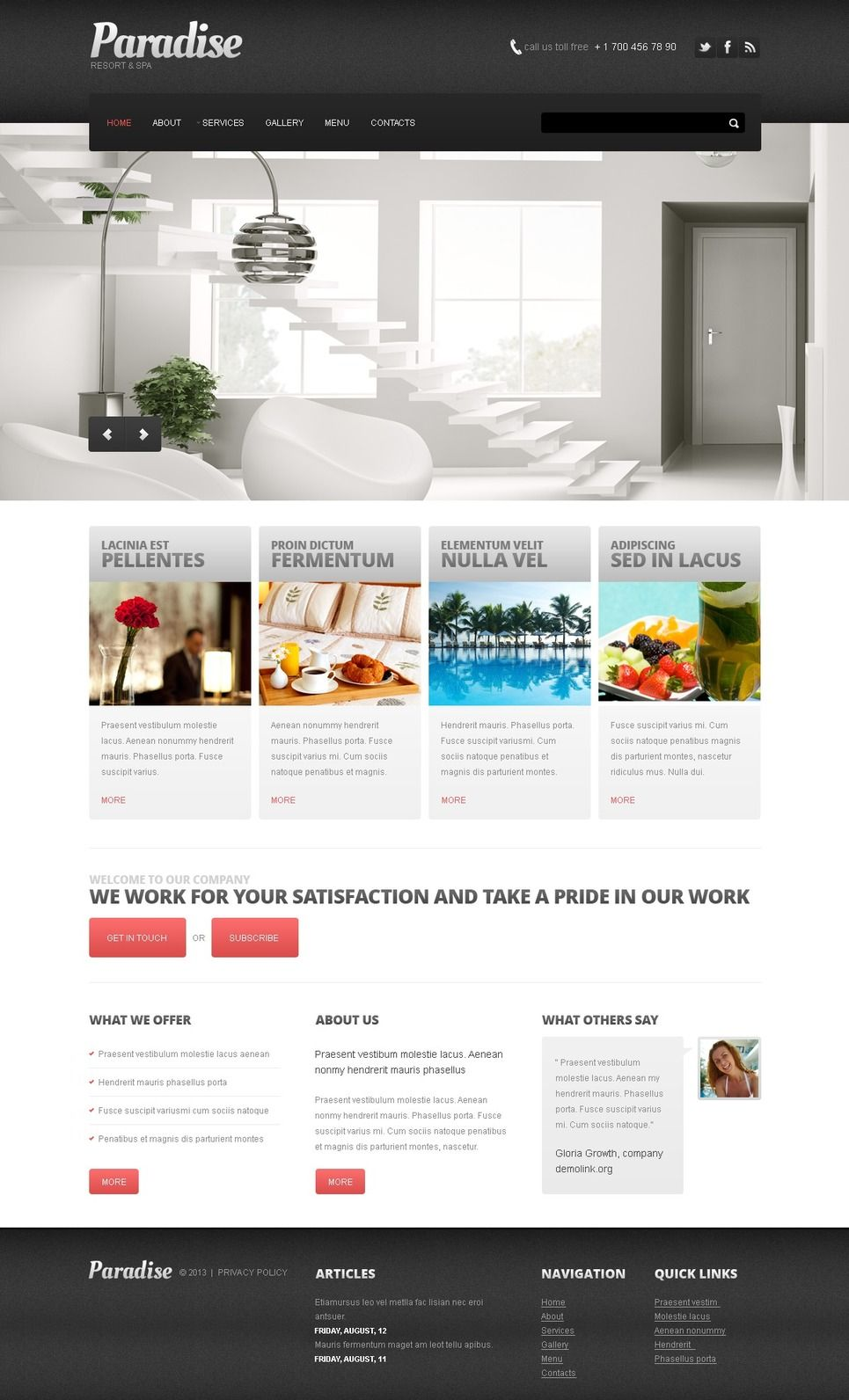 70 spa salon website templates spa salon website pinterest