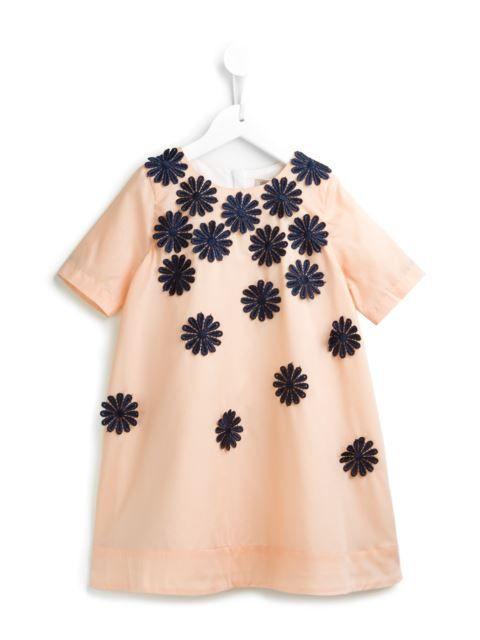 c3032c56e Hucklebones London daisy swing dress | baby | Girls designer dresses ...