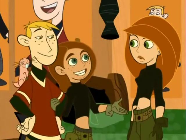 When Did Kim Possible And Ron Stoppable Start Hookup