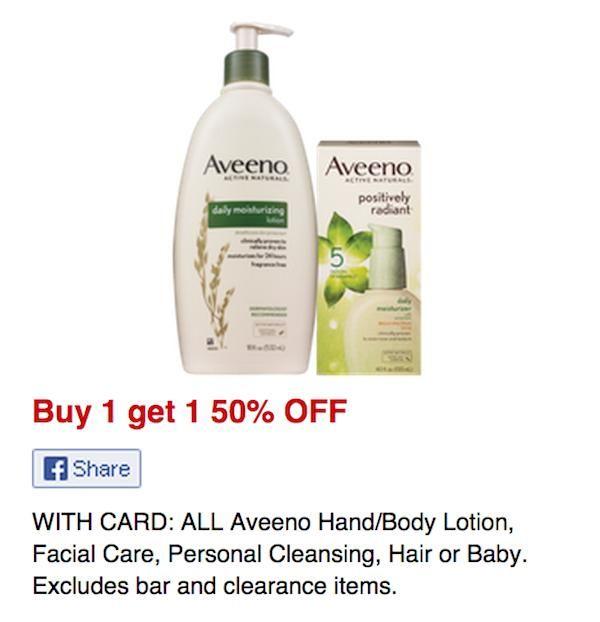 Printable Aveeno Coupon Plus Cvs Deal Cheap Aveeno Aveeno Skin Products Aveeno Moisturizing Lotions
