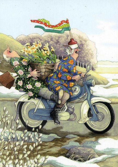 Inge Löök illustration   Flickr - Photo Sharing!