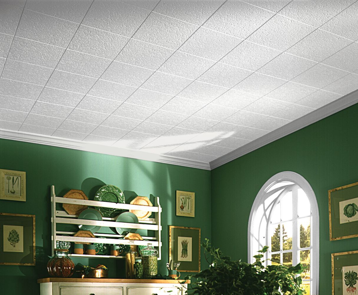 1134 impression is a paintable ceilings by armstrong achieve the impression is a paintable ceilings by armstrong achieve the popular look of a stucco plaster ceilings with homestyle x impression ceiling tile dailygadgetfo Gallery