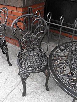Restore Shine To Wrought Iron Furniture Wrought Iron Garden Furniture Wrought Iron And Iron