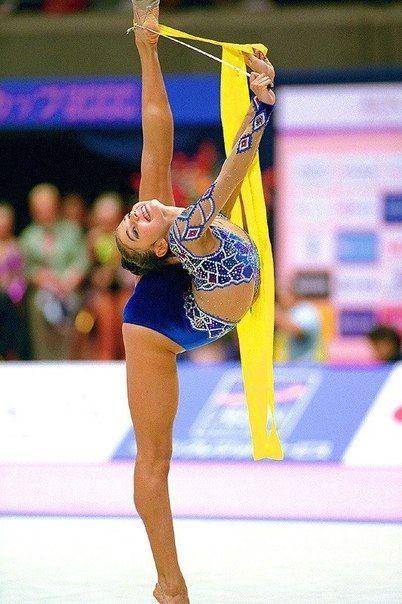 Boneless (Alina Kabaeva) | Acrobatic gymnastics ...
