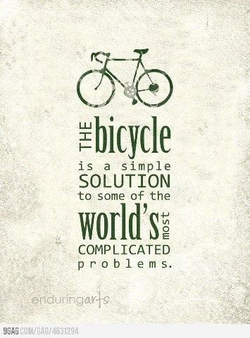 The Bicycle Is A Simple Solution To Some Of The World S Most