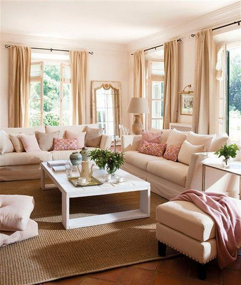 breathtaking beach house living room colors   29+ Amazing Living Room Colors #livingroom # ...
