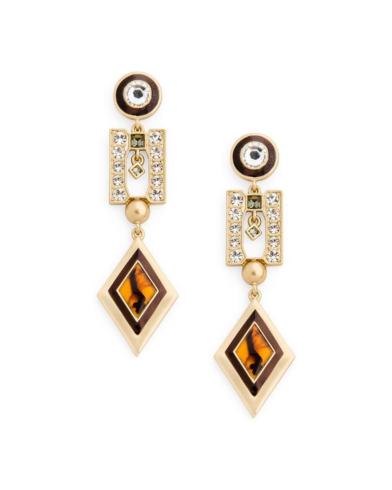 Geometric Shift Earrings
