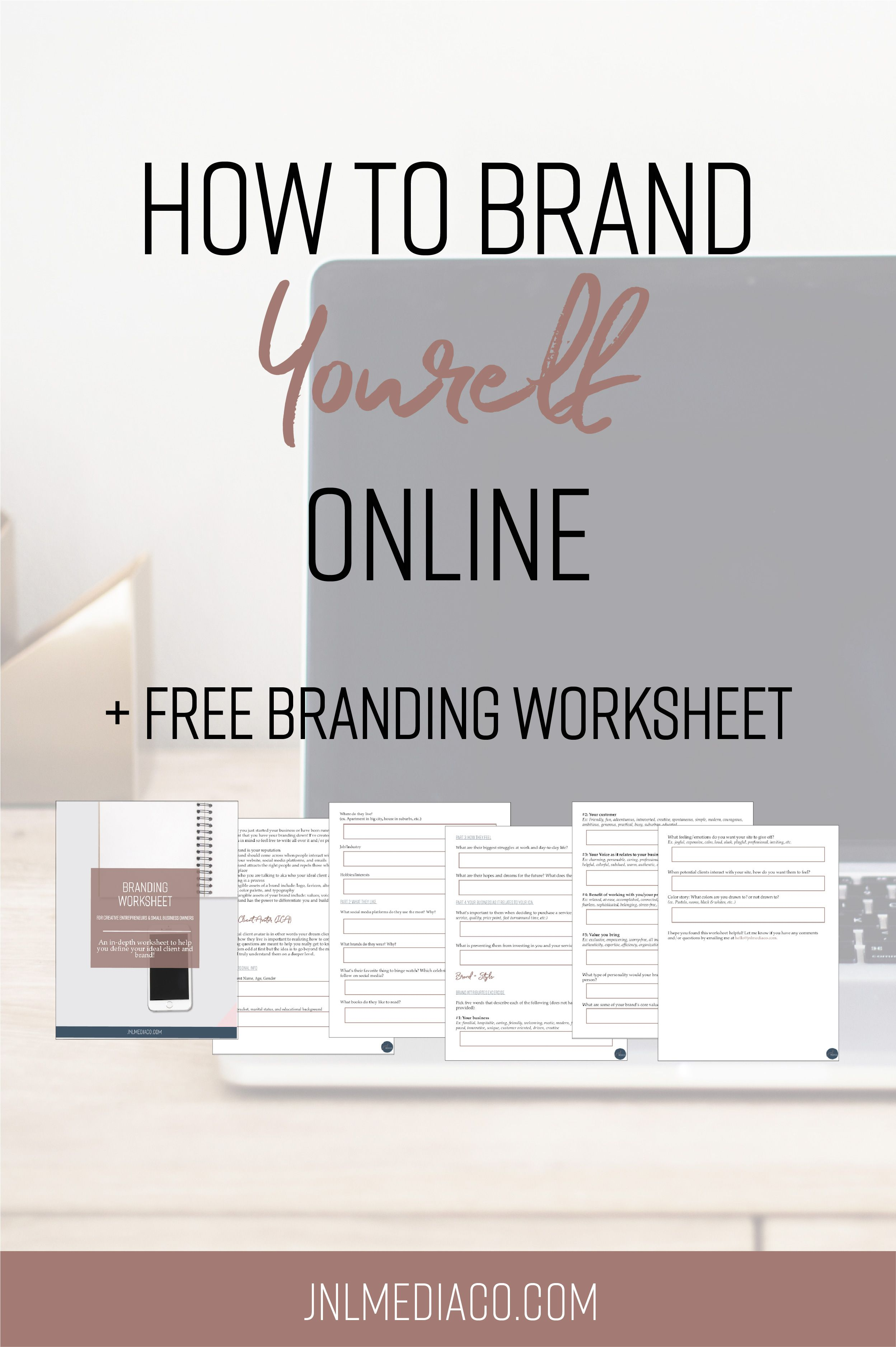 How To Brand Your Business From The Start Branding Your Business Brand You Branding