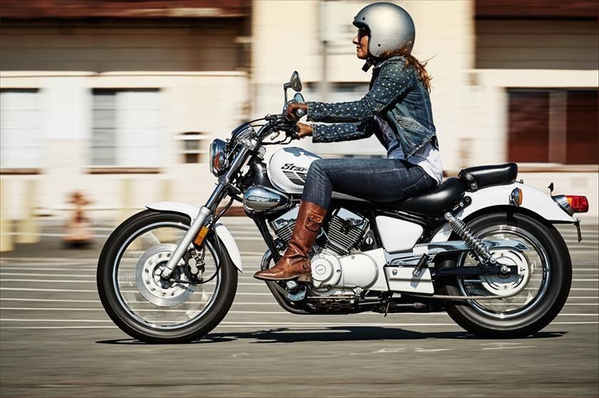 moto yamaha 250cc v-star