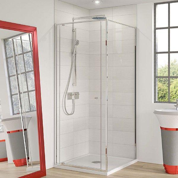 Cube Pivot Corner Enclosure Bathroom Interior Design Shower Cubicles Bathroom Interior