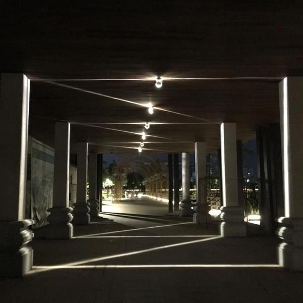 Circular Wall Mount LED Lamp En 2019