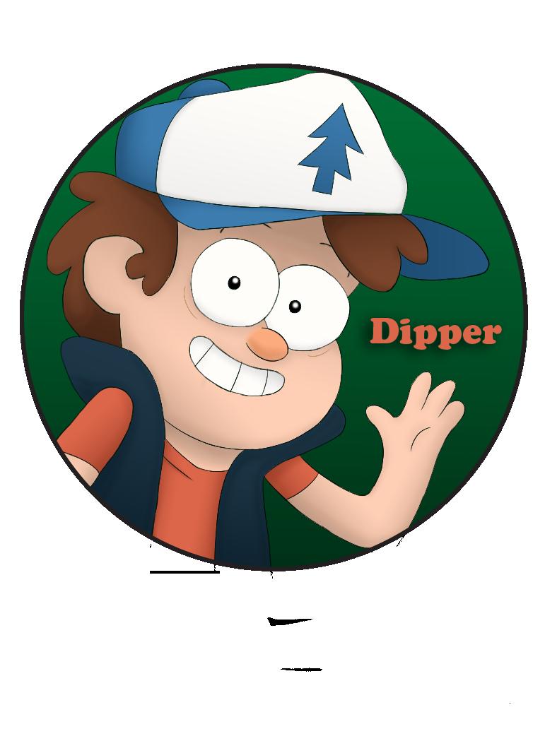 Dipper Pines Pin By Brittanysdesigns On Deviantart Dipper Pines Cool Cartoons Dipper