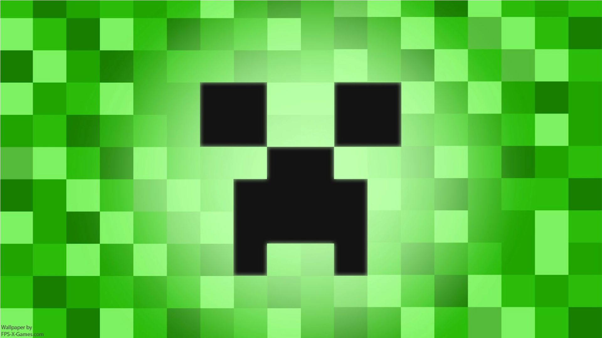 Minecraft Creeper Wallpaper | Ideas for the House | Minecraft