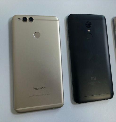 Honor 7x Vs Xiaomi Redmi 5 Plus Xiaomi Iphone Smartphone