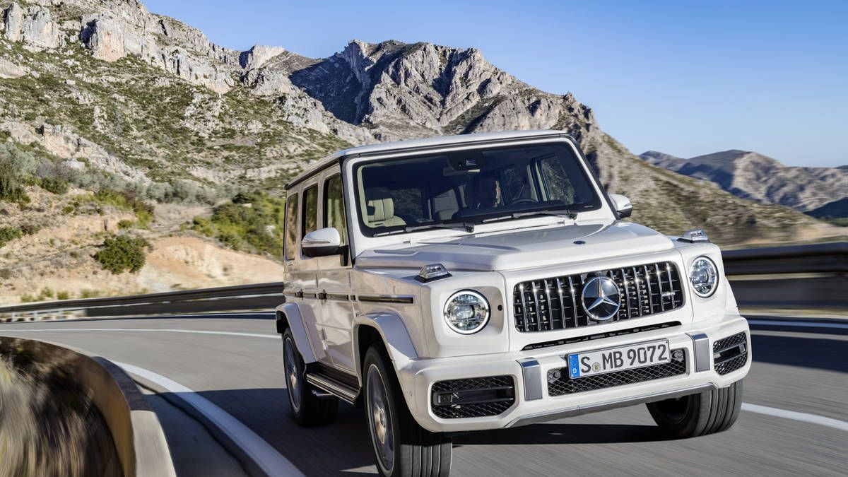 The Mercedes G63 2019 Price Images Mercedes G63 2019 Price