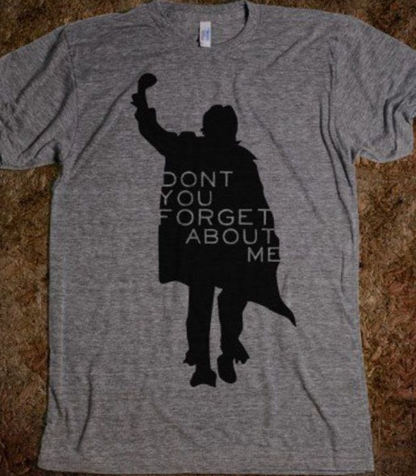 The American T-Shirt Simple Minds