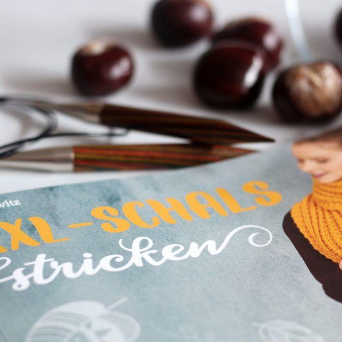 Photo of Buch Vorstellung: XXL-Schals stricken von Ines Kollwitz